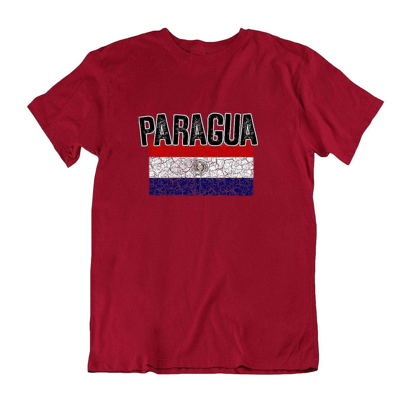 Body-soul-n-spirit Shirts Paraguay Camiseta Bandera Turismo ...