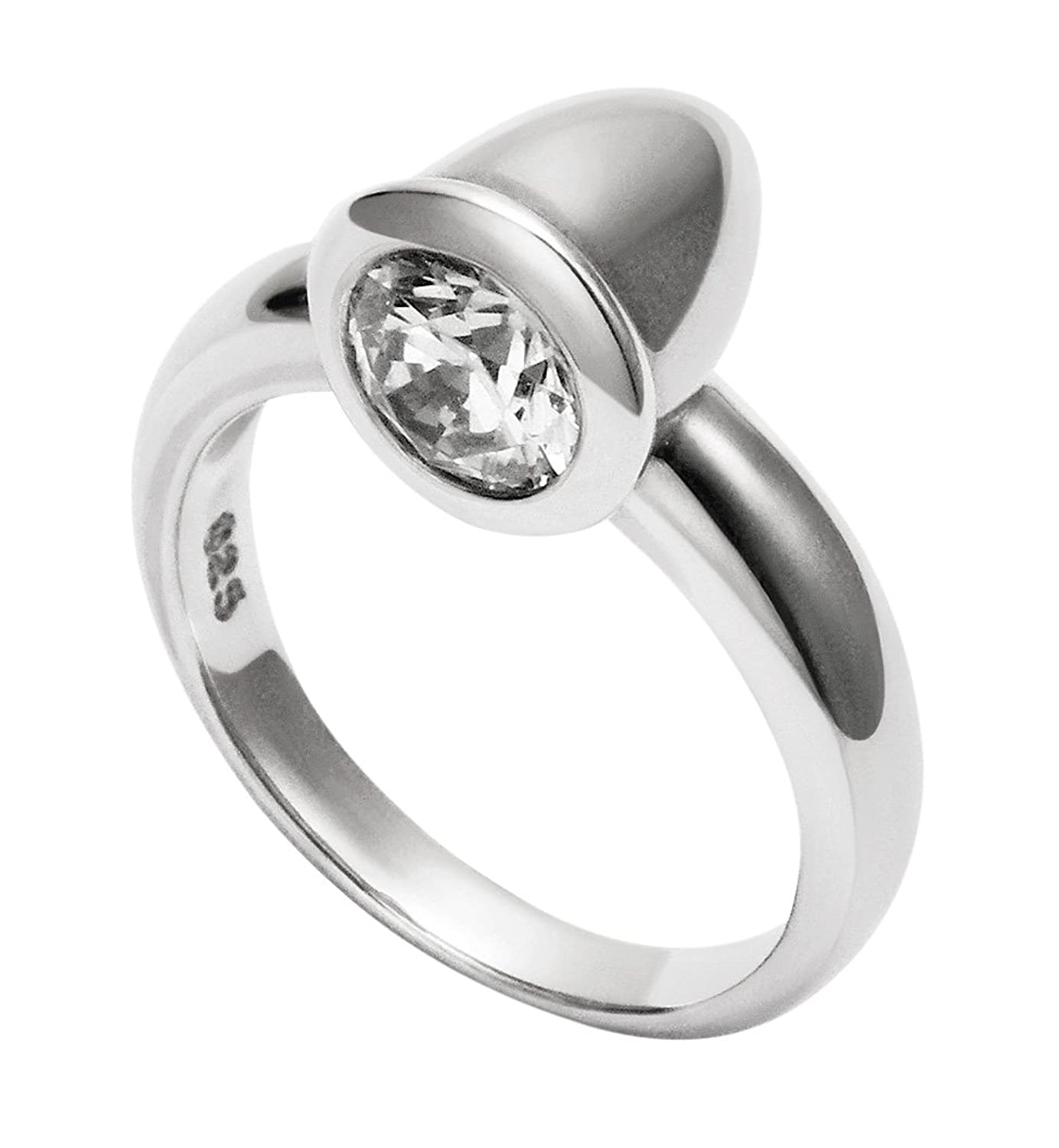 Sterling Silver HD Motorcycle Headlight Ring