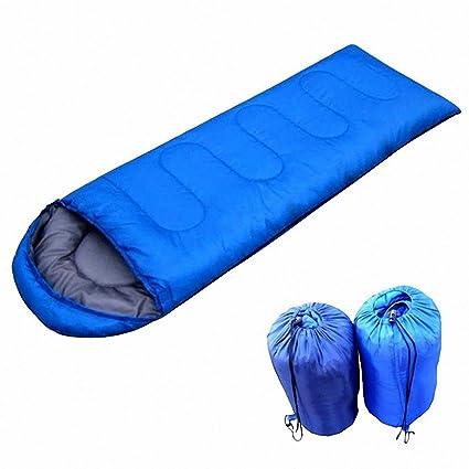 1,9 Kg Zhudj Saco De Dormir Sacos De Dormir De Algodón En Otoño Y