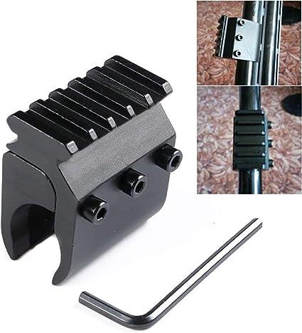 Universal Weaver Picatinny Rail Base Adapter Converter Barrel Rifle Scope Mount