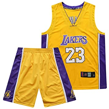Lakers, Traje de Baloncesto, Traje de Baloncesto Masculino ...