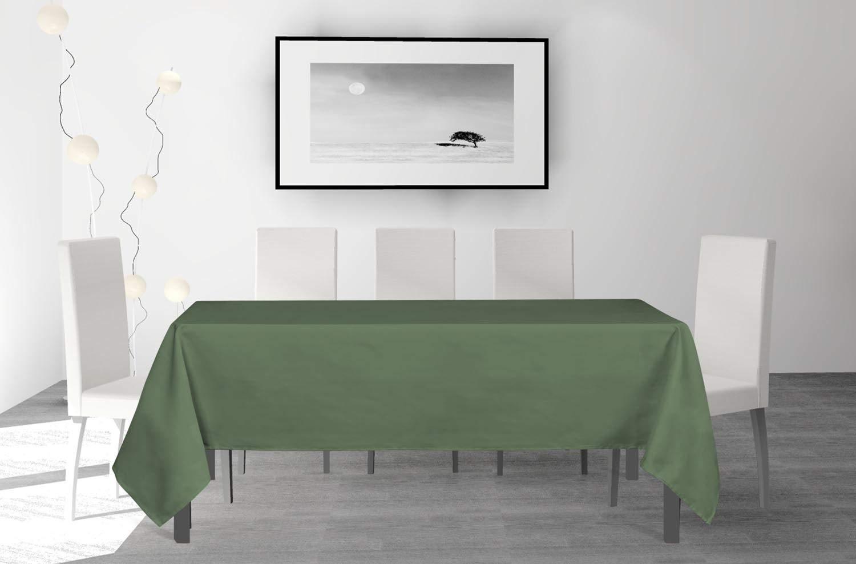 Soleil dOcre 554826 talla 50 x 75 cm color gris Funda de almohada de algod/ón