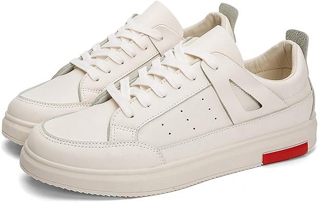 Hip Hop Men Casual Shoes Luxury White