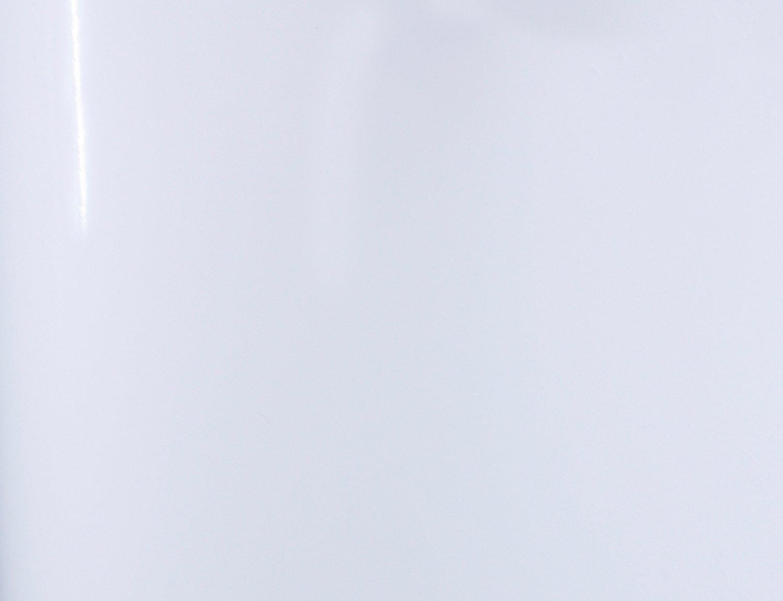Hachi Auto Gloss White Vinyl Car Wrap 12-by-60-inch