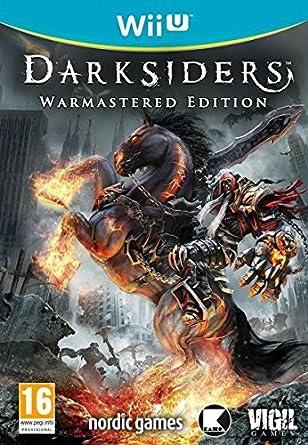 Darksiders Warmastered Edition Nintendo Wii U Amazon Es Videojuegos