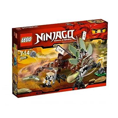 LEGO Ninjago Earth Dragon Defence 2509: Toys & Games