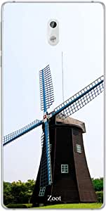 Zoot Designer Cover for Nokia 3 (Windmill)