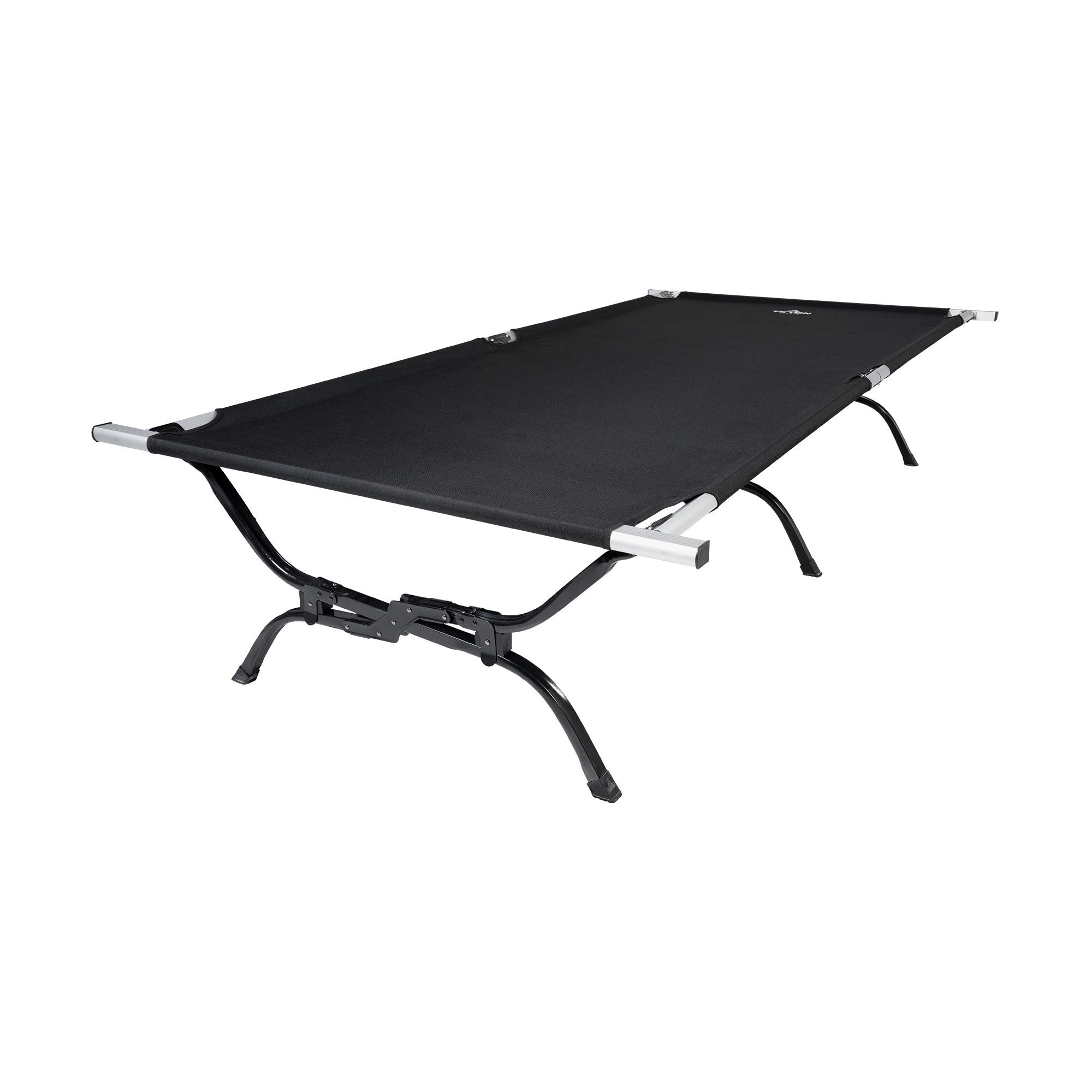 TETON Sports Outfitter XXL Camp Cot; Folding Cot Great for Car Camping by TETON Sports