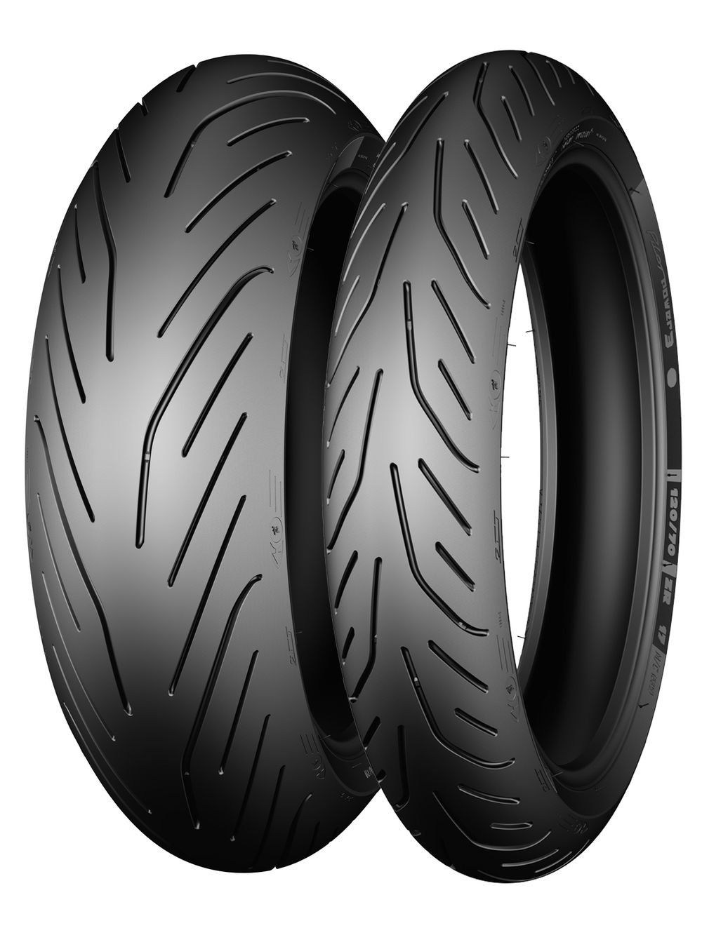 Michelin 11906-160//60//R17 69W Ganzjahresreifen E//C//73dB