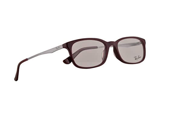 ad0d69e9239 Image Unavailable. Image not available for. Color  Ray-Ban RX5313D Eyeglasses  54-19-145 Bordeaux w Demo ...