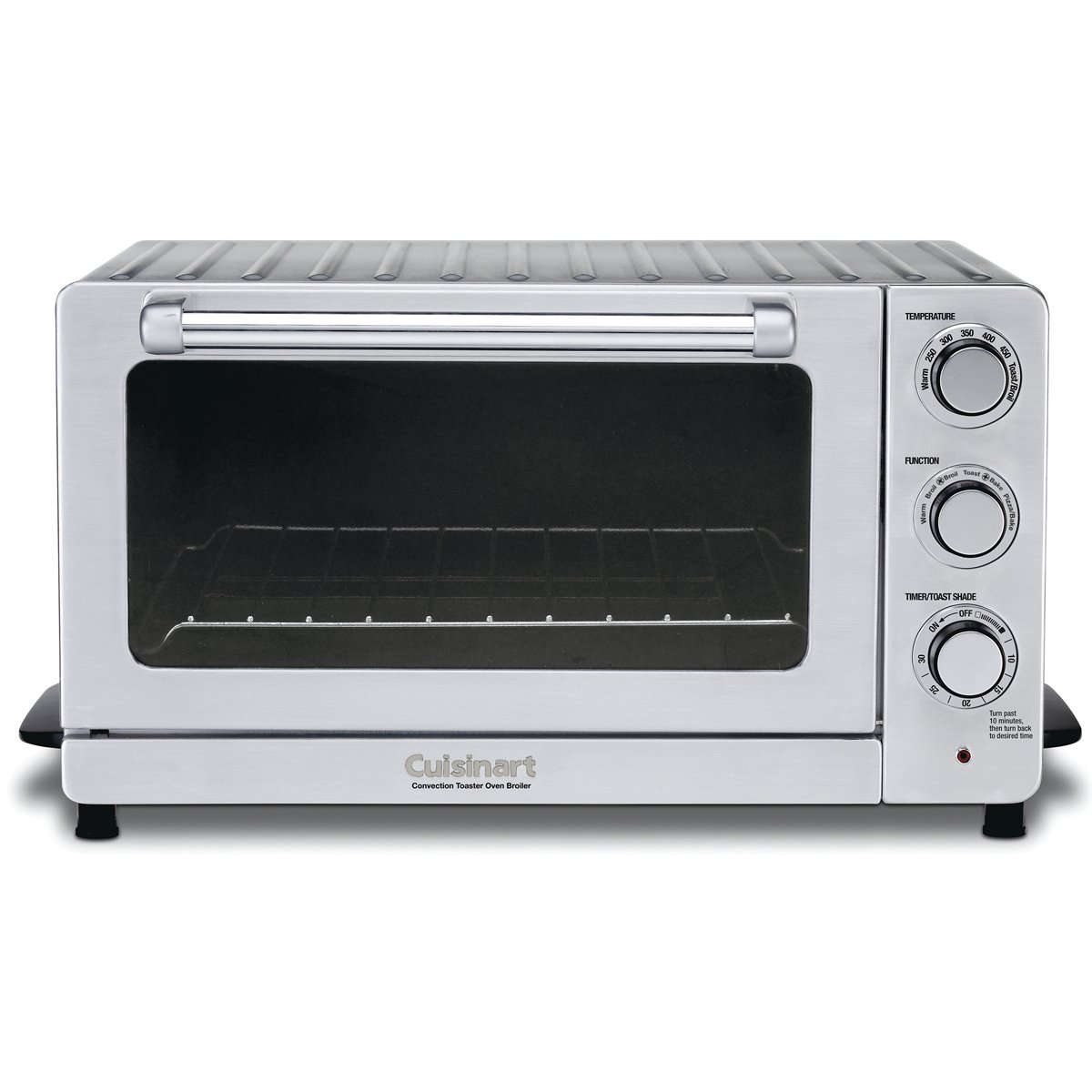 toaster of photo tob kitchen oven cuisinart steel deluxe convection amazon dining com x broiler stainless