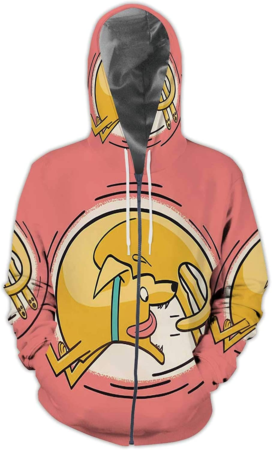 Wooden Background with Colorful Christmas s Illustration Russia,Mens Print 3D Fashion Hoodies Sweatshirts Christmas s S