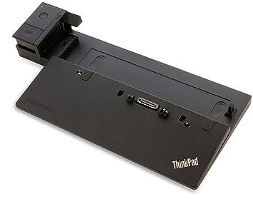 Lenovo ThinkPad Ultra Dock - Base de conexión para ordenador portátil Lenovo (135 W, Función de carga, USB 3.0), negro: Amazon.es: Informática