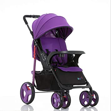 TYUE Carrito de bebé, Sistema de Viaje del bebé, Compacto y Ligero ...