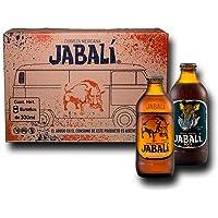Cerveza Artesanal Jabalí Mixta 8 Pack Botella 330 ML