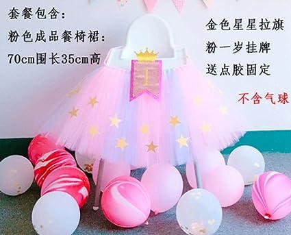 L Q H Birthday decoration Decoración de cumpleaños 1 año ...