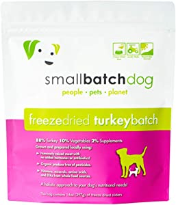 Small Batch Freeze Dried Batch Sliders, Dog 14OZ