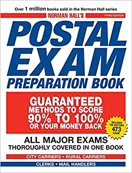 Postal Exam Preparation Book: Everything You Need to Know