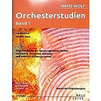 Orchesterstudien Band 1 - Sammlung der hervorragendsten Stellen aus Opern, Oratorien, Sinfonien und anderen Orchesterwerken - CFS4603 9790500336037