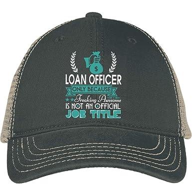 a756352f405 It s Not an Official Job Title Hat