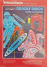 Tron Deadly Discs - Intellivision (International version)