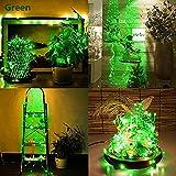 Solar LED String Light, Elevin(TM) 2M 20LED Solar Cork Wine Bottle Stopper Copper Wire String Lights Fairy Lamps (Green)