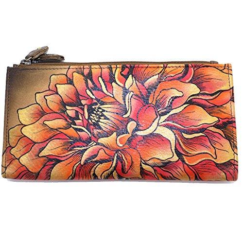 anuschka-two-fold-organizer-genuine-leather-hand-painted-snap-zip-wallet-dreamy-dahlias-bronze