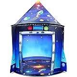 Tienda Campaña Infantil, Casitas Infantiles Tela, Playhouse para Niños Niñas Jugar Castle Interior al Aire Libre, Regalo…