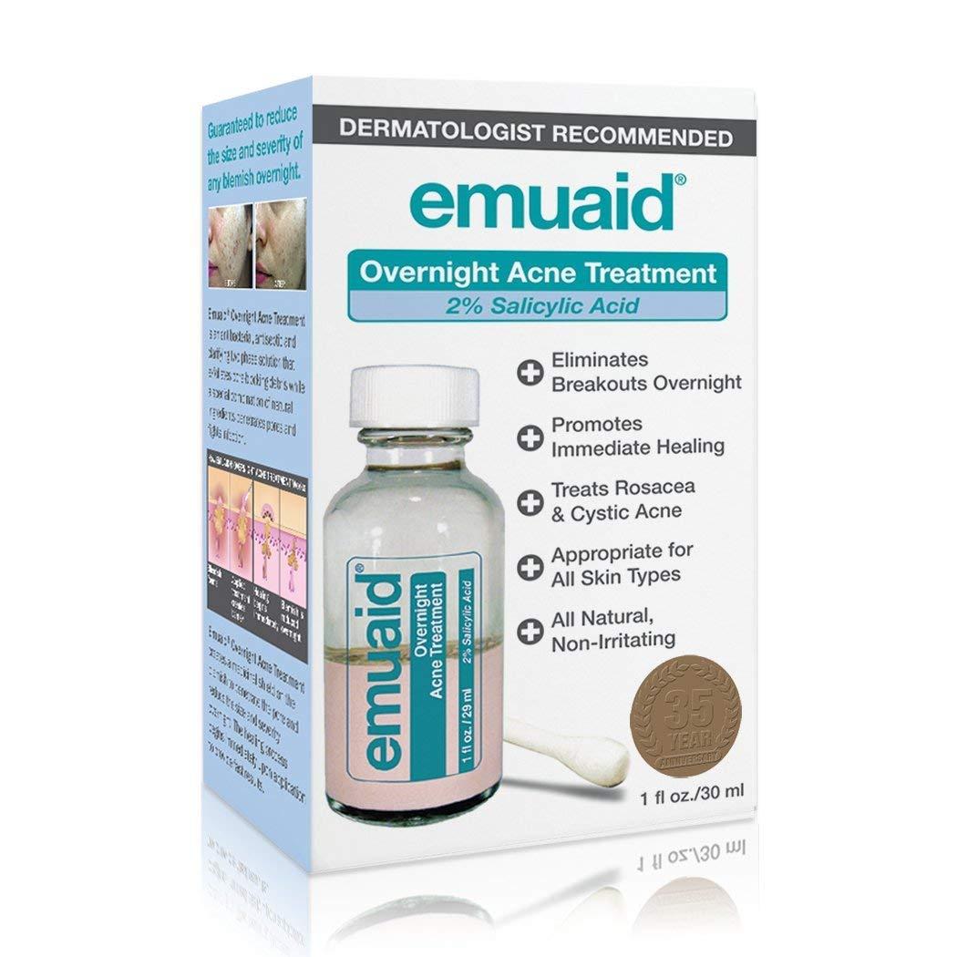 EMUAID Overnight Acne Treatment