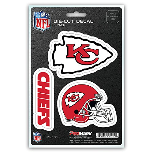 NFL Kansas City Chiefs Team Decal, - In Outlets City Kansas
