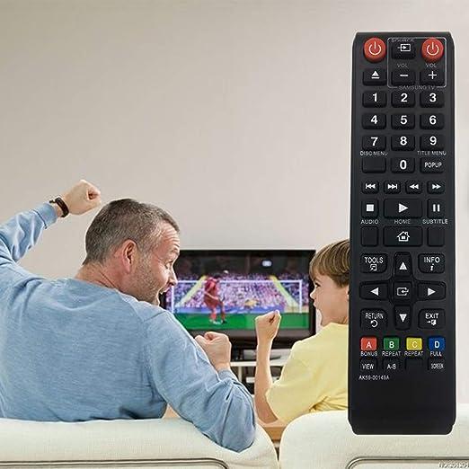 Samsung AK59-00149A - Mando a Distancia para Samsung DVD BD ...
