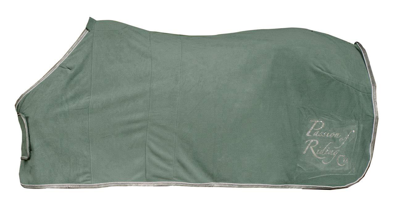 Khaki 135 khaki 135 HKM Sports Equipment Caval Marino Lino with Blanket – Piemont