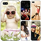 Apple iPhone 5 & iPhone 5S - Personalised Custom Your Image Your Picture Design Your Own Mobile Phone Case BY Just Personalise