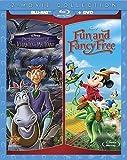 Adventures of Ichabod & Mr Toad / Fun & Fancy Free [Blu-ray] by Walt Disney Home Entertainment by Claude Geronimi, James Algar Jack Kinney