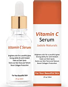 Anti-Oxidant Vitamin C Serum Brighten Skin for Youthful Glow