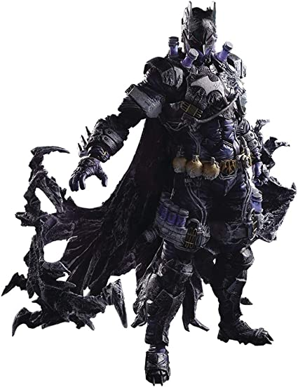 Freeze Action Figure Model Toy DC Comics Play Arts Kai Batman Rogues Gallery Mr