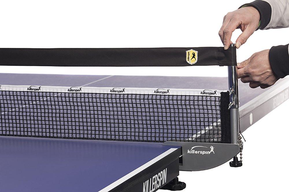 Killerspin Table Tennis Serving Trainer black, N/A