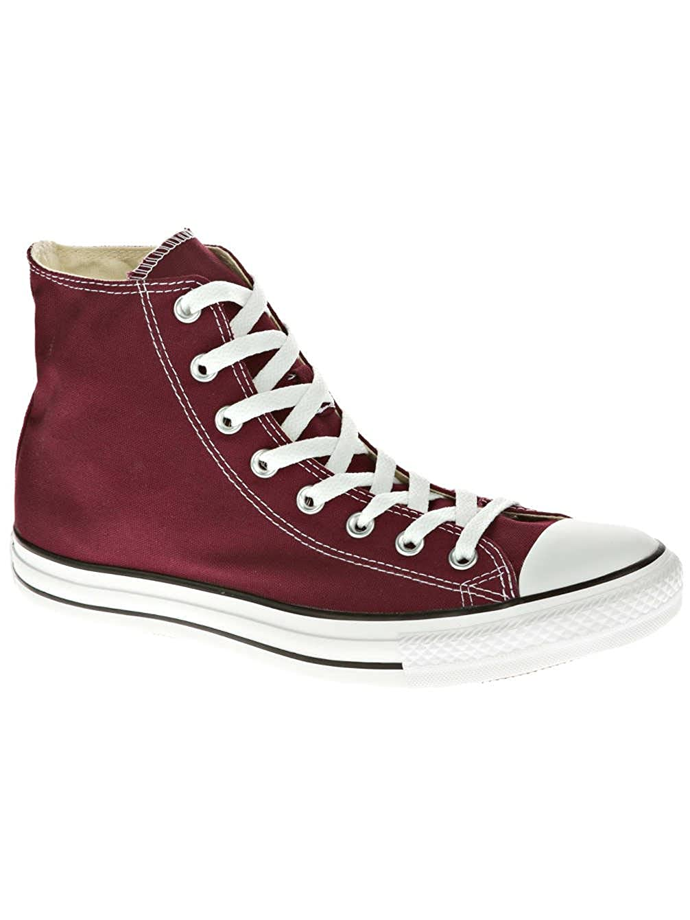 Converse 1J793 AS Hi Can charcoal 1J793 Converse Unisex Erwachsene Sneaker (Burgundy) 5f289c