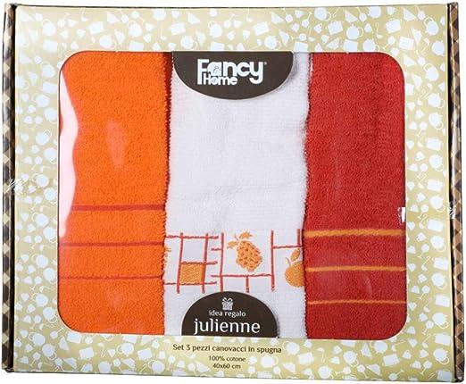 Tris - Paños de cocina de rizo 100% algodón, 40 x 60 cm, varios ...