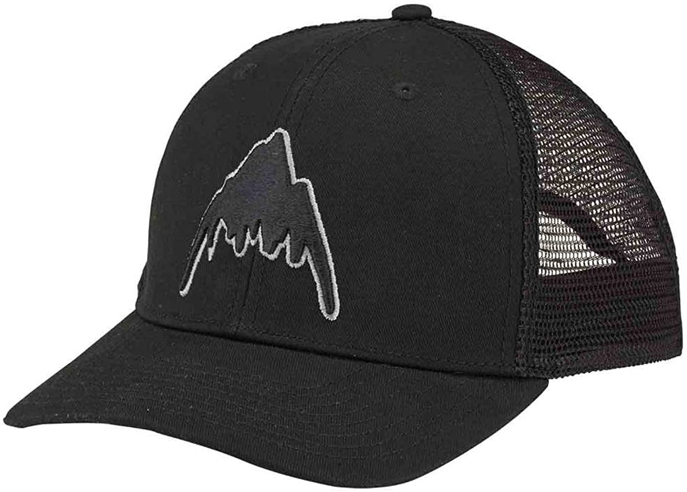 Burton Gorras Harwood True Black Trucker: Amazon.es: Ropa y accesorios