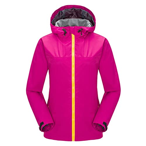 Zhhlinyuan Ventas calientes Outdoor Ladies Waterproof Single Layer Windproof Jackets Thin Style Team...