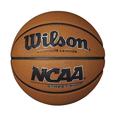 Wilson NCAA Street Shot Basketball by Wilson
