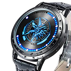 Wildforlife Monster Hunter Zinogre Collector's Edition Touch LED Watch from Wild for Life