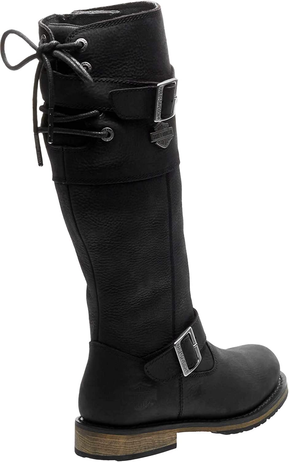 Harley-Davidson Womens Kirtland 14-Inch Motorcycle Boots D87155 D87156