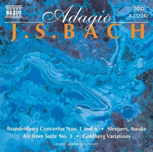 Violin Sonata No. 3 in C major, BWV 1005 (trans. guitar): Largo