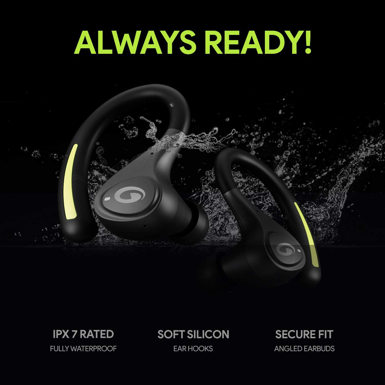 Amkette Air Budz X50 Truly Wireless bluetooth headset Earbuds