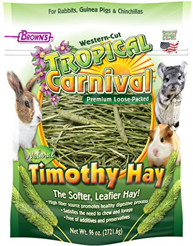 F M Browns Tropical Carnival Natural Timothy product image