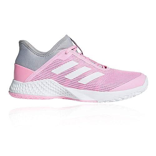 huge selection of d61c5 71cab adidas Adizero Club W, Zapatillas de Tenis para Mujer  Amazon.es  Zapatos y  complementos
