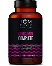Tom Oliver Nutrition - Curcumin Complete (60 Capsules) (1)