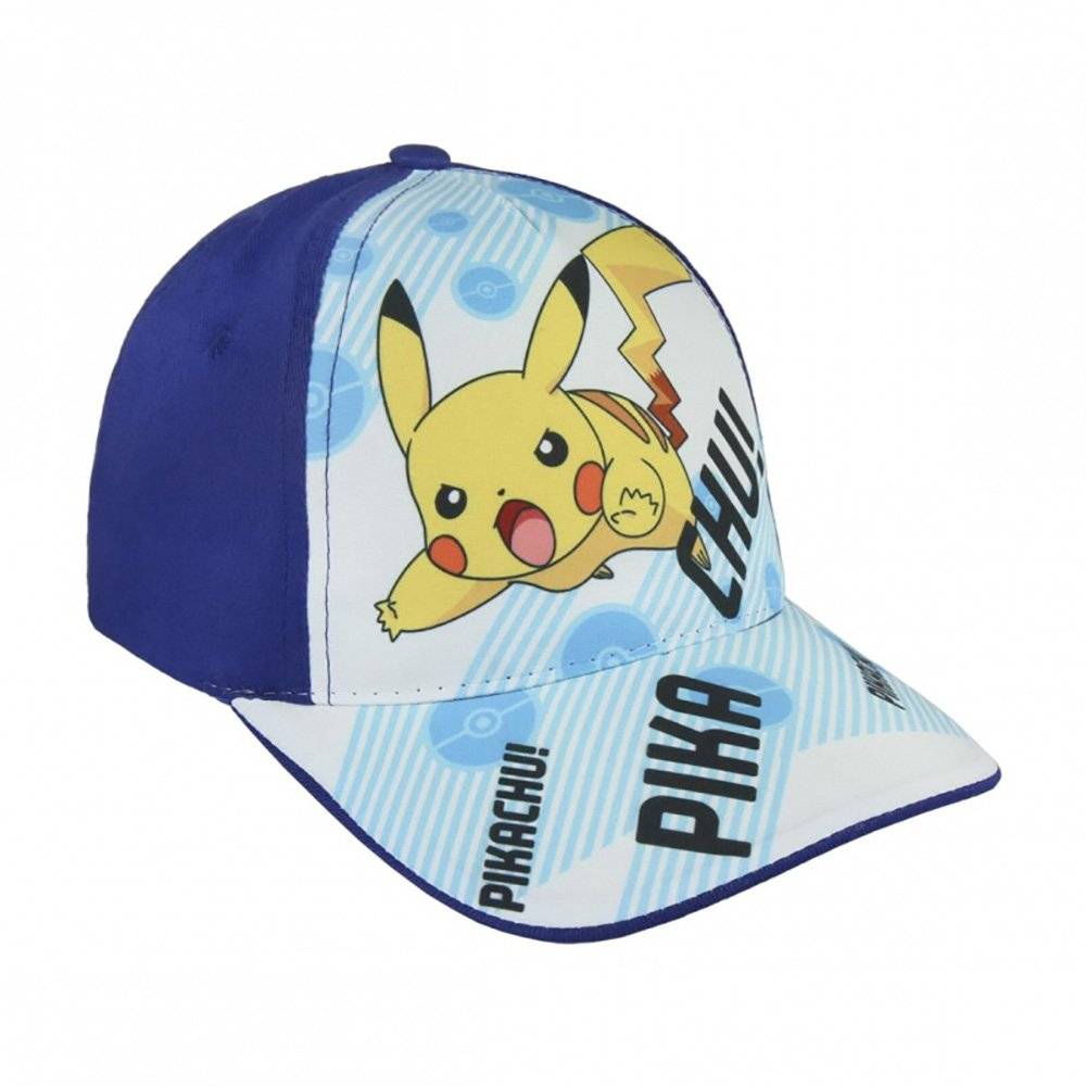 Gorra Pokemon Pikachu Azul Cerdá S0704642